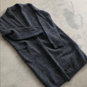 Used Uniqlo Long Cardigan | size S